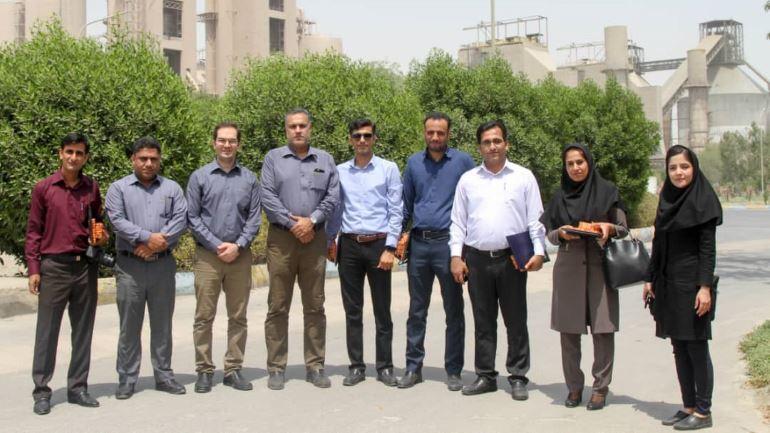 تجلیل سیمان هرمزگان از خبرنگاران پرتلاش استان