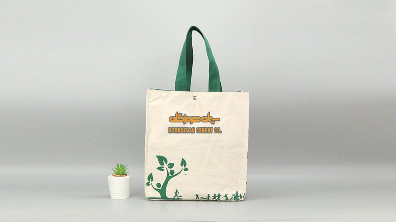 توزیع کیسه های پارچه ای