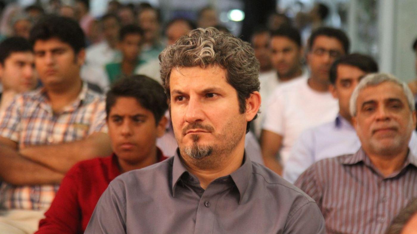 دکتر باشتی مدیر عامل شرکت سیمان هرمزگان