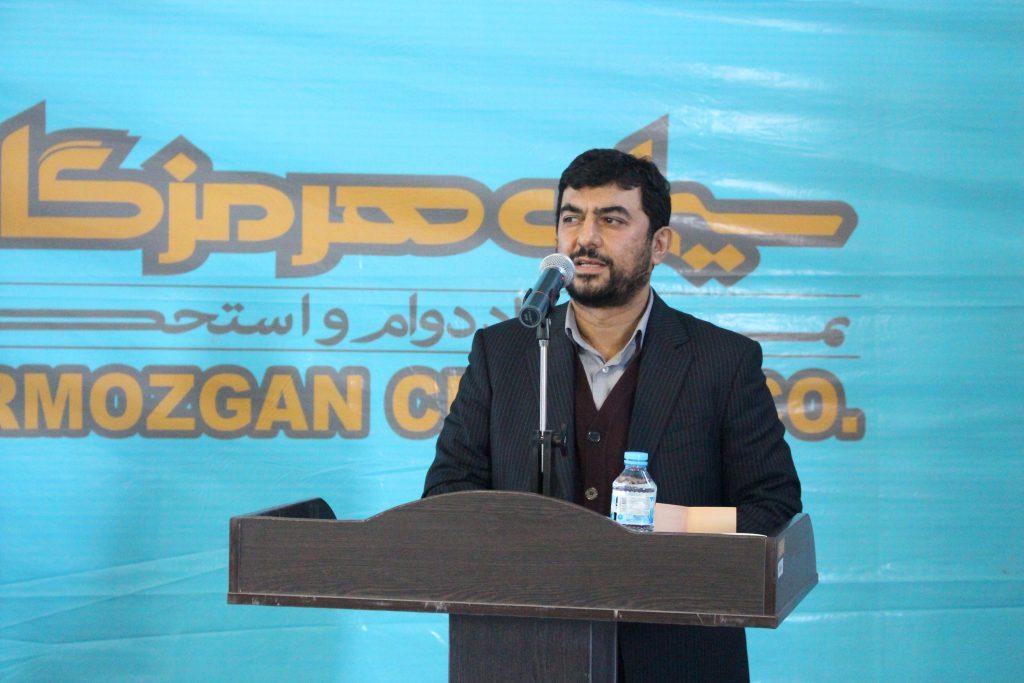 دکتر حسین مدرس خیابانی مدیرعامل شرکت گروه مدیریت سرمایه گذاری امید